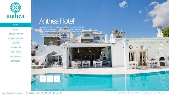Anthea Hotel Tinos