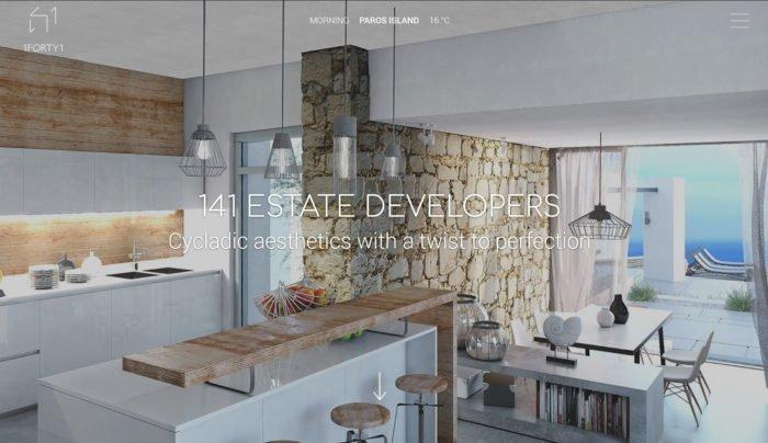 141 developers | Ιστοσελίδα - 2