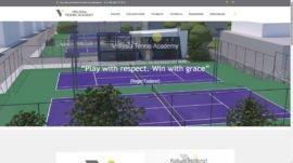 Vrilissia Tennis Academy | Ιστοσελίδα 1